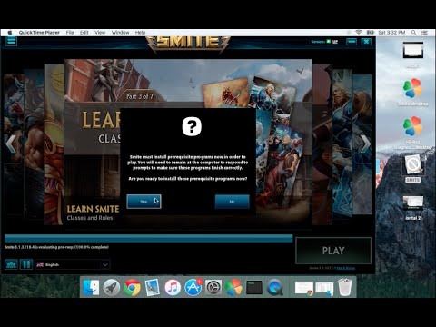 Smite is waiting for download | Stuck in for prerequisite programs