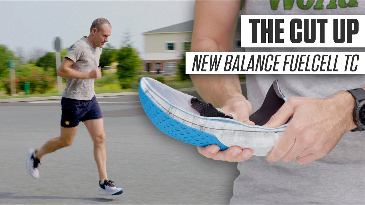 New Balance FuelCell TC | The Cut Up | Runner's World