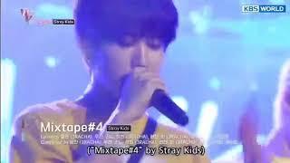 Stray Kids (스트레이키즈)- Mixtape #4 in WE KPOP 20190712