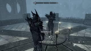 Skyrim - Conjuration Ritual Spell
