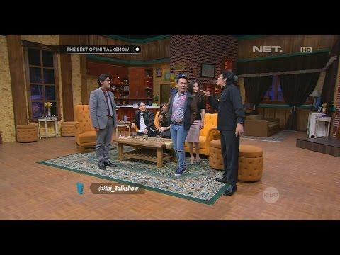 The Best of Ini Talkshow - Ruben Onsu Laki Banget Saat Sarwendah Datang