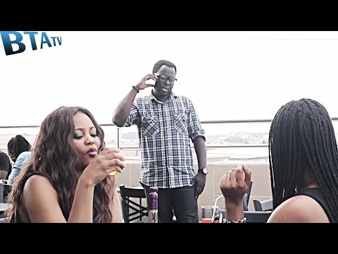 A date with a Lady Friend - Nollywood Skit
