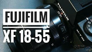 Fujifilm FUJINON LENS XF 18-55mm F2.8-4 R LM OIS Review