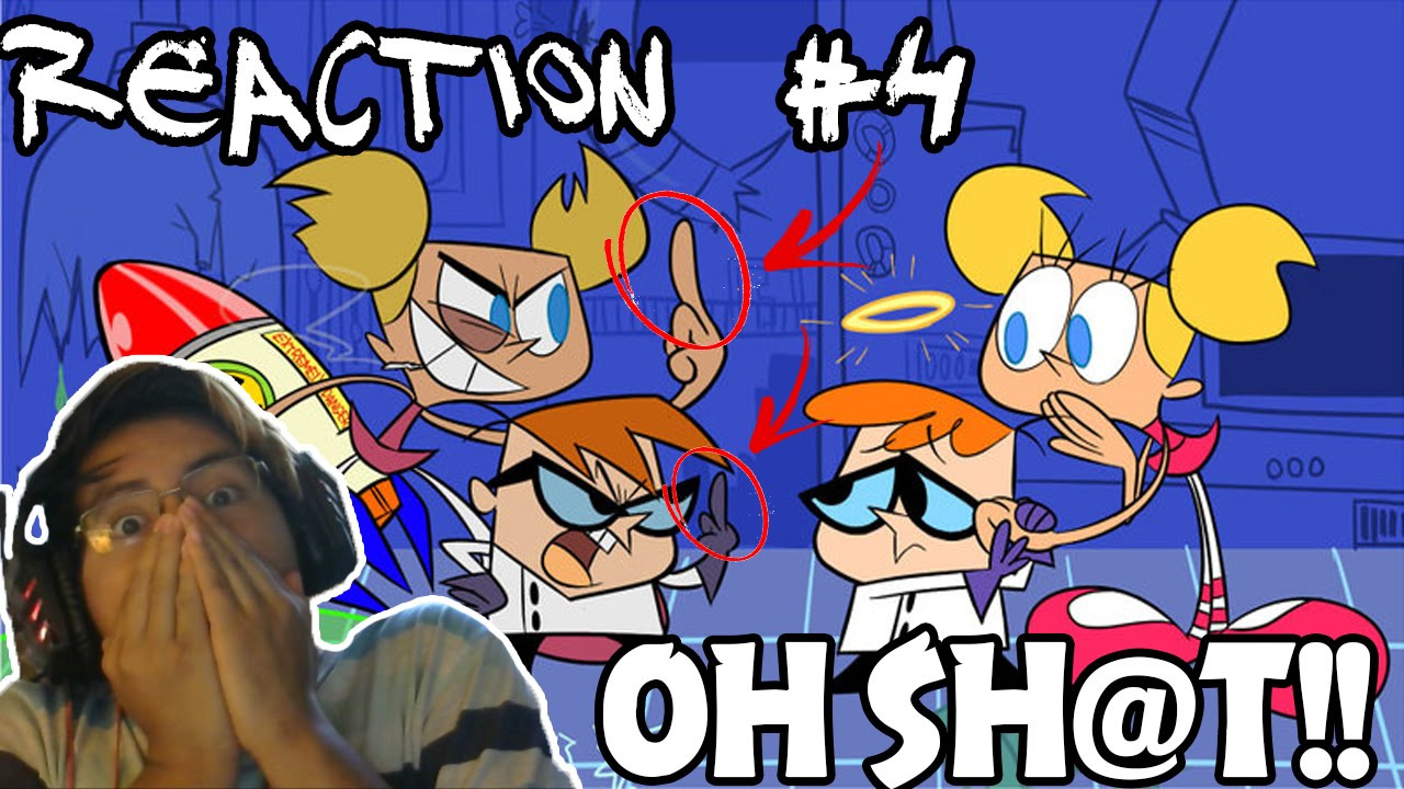 THIS SH#T IS LIKE SAUSAGE PARTY!? | Reaction To Rude Removal (Dexter's Lab: Banned Episode)