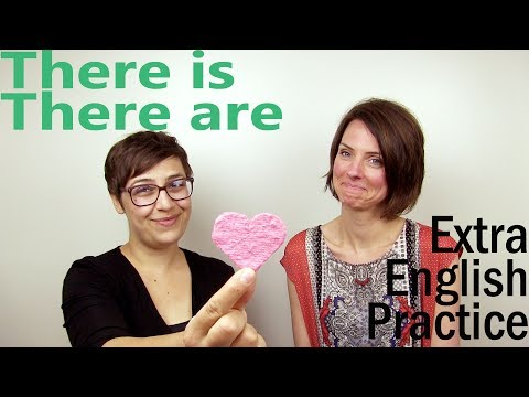 Basic Grammar: There is/ There are