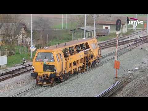 Įdomioji inžinerija: Rail Baltica