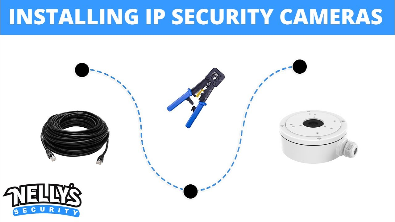 Installing an IP Security System? Here's What You Need!
