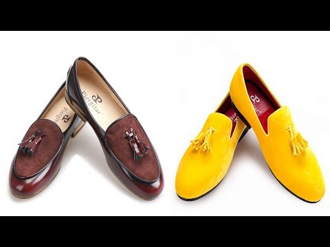 Top 10 loafers fashion men's flats Piergitar | Wedding men dress shoes  style men