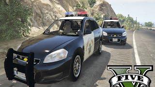 Gta 5 Police Chevrolet Impala