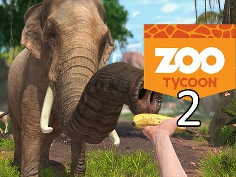 Zoo Tycoon Xbox - Walkthrough Gameplay Let's Play - Part 2 - Campaign - USA, Alaska - Zoo Inspection
