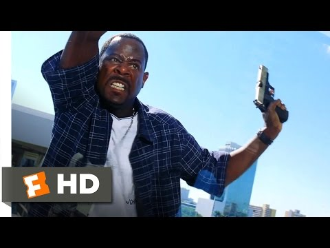 Bad Boys II (2003) - Gun Fights and Train Bites Scene (5/10) | Movieclips