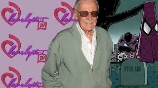 Marvel Fans All Over The World Mourn The Death Of STAN LEE #Excelsior!