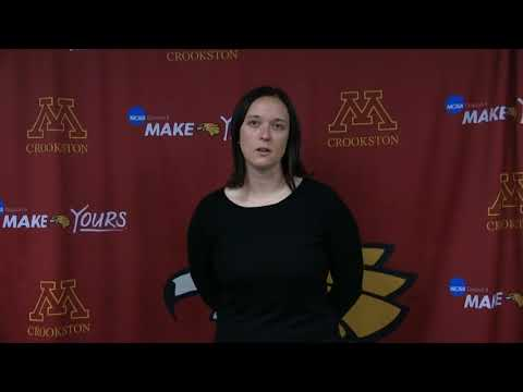 Post-Game Interview with Head Coach Sarah Rauen (Sept. 22, 2017)