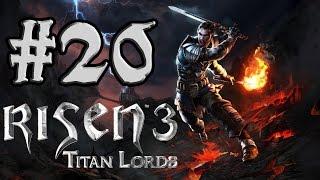 Risen 3: Titan Lords Gameplay / Let´s Play (German/Deutsch) #20 - Deserteure verfolgen