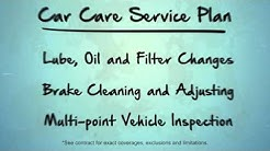 Fidelity Warranty Services - Car Care / Vehicle Maintenance
