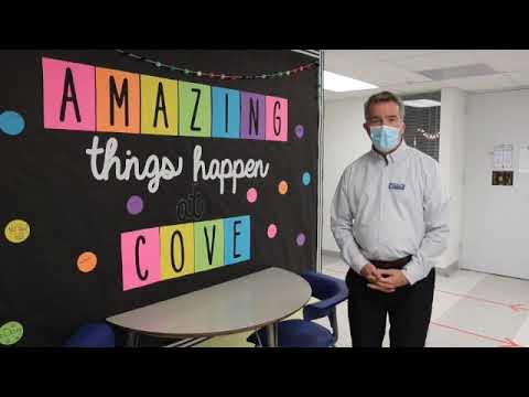 Video Tour of Cove School