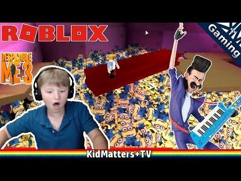 Escape the Minions!! Roblox   Despicable...