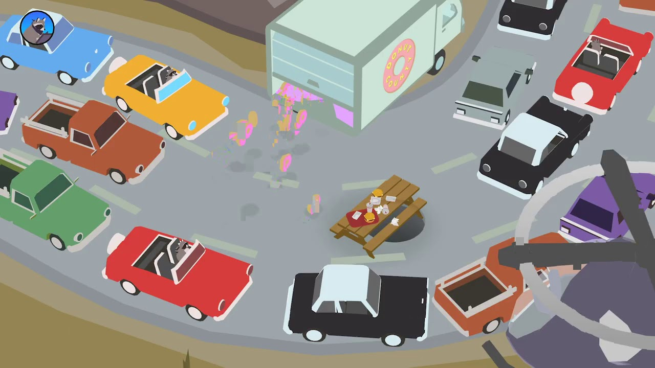 DONUT COUNTY   Now Available on Google Play