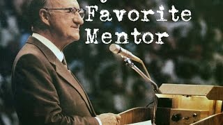 W. Cleon Skousen: My Favorite Mentor