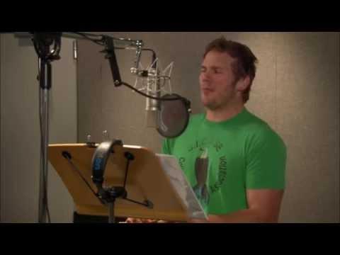 The LEGO Movie - Behind The Scenes: Chris Pratt - Official Warner Bros.