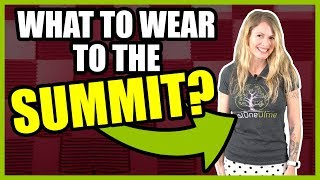Just One Dime Summit attire for ladies! (Feat. Seth