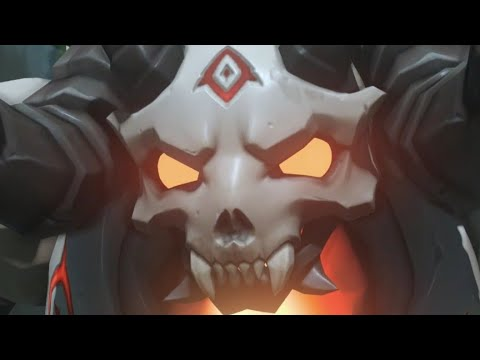 Overwatch - Demon Orisa Skin - Gameplay, Highlight Intros & More
