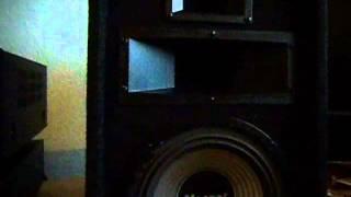 magnat Soundforce 1200 an Yamaha Rs 201/Soundtest
