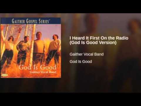 I Heard it First on the Radio -The Gaithers (instrumental)