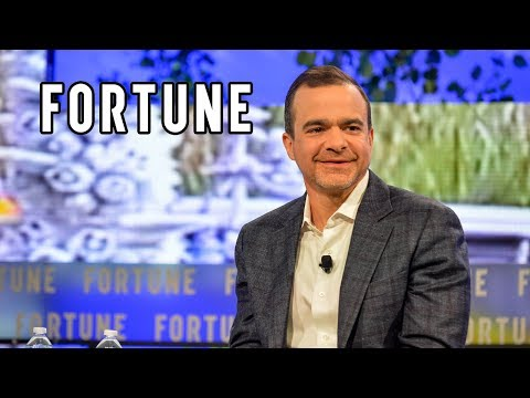 Shop Talk with Amazon's Jeff Wilke I Fortune