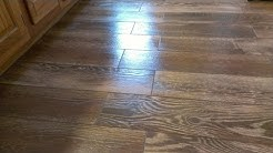 How to install ceramic or porcelain tiles