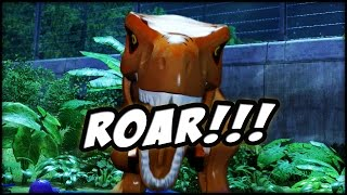 LEGO Jurassic World - LBA - EPISODE 2 - GIANT T-REX!