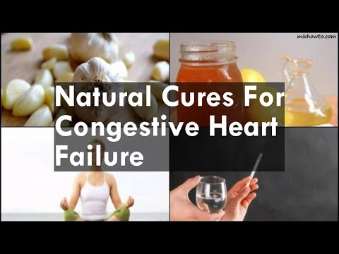 Natural Remedies For Congestive Heart Failure