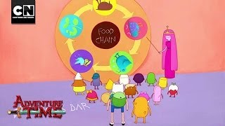 Food Chain Opening | Adventure Time I Cartoon Network