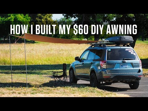 the-$60-diy-awning-i-built-for-my-subaru-forester