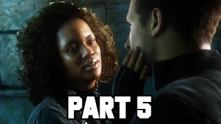 Uncharted 4 Gameplay Walkthrough Part 5 - Nadine and Rafe (PS4 Gameplay 1080p HD)