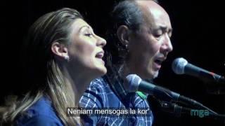 Ĵomart kaj Nataŝa - Nenio ajn gravas - Esperanto