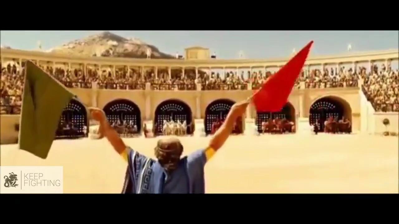 Download Michael Schumacher appears in Astérix aux Jeux Olympiques