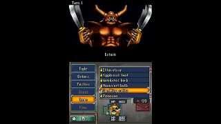 Dragon Quest Monster Joker 2 estark boss battle