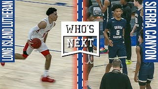 Long Island Lutheran (NY) vs. Sierra Canyon (CA) basketball - ESPN broadcast highlights