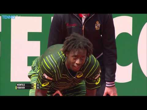 2015 Monte-Carlo Rolex Masters - Thursday Highlights