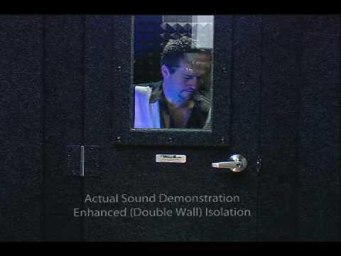 WhisperRoom Enhanced Isolation Demo