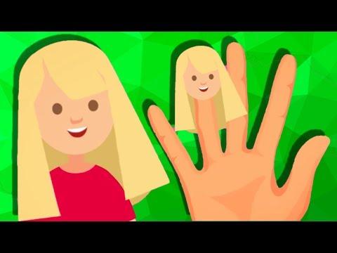 PARMAK AİLESİ - Akrabaları Öğreten Çocuk Şarkısı