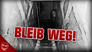 Deshalb solltest du Nachts nicht in den Keller gehen!