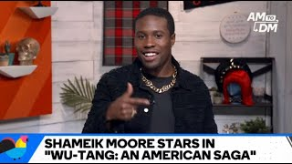 """Shameik Moore Thinks Live-Action Miles Morales Would Be """"Iconic"""""""