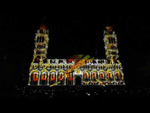 ZSOLNAY LIGHTART VIDEO MAPPING CONTEST - Liquid Shape by Hermes Mangialardo - Audience Award
