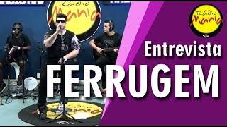 🔴 Radio Mania - Ferrugem - Tentei Ser Incrível thumbnail