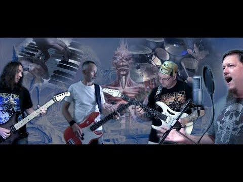 Iron Maiden - Seventh Son Of A Seventh Son (Cover) - Full Band Collaboration Cover