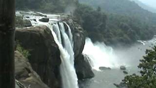 Athirapally waterfalls - Valparai to Chalakkudy Road - Kerala