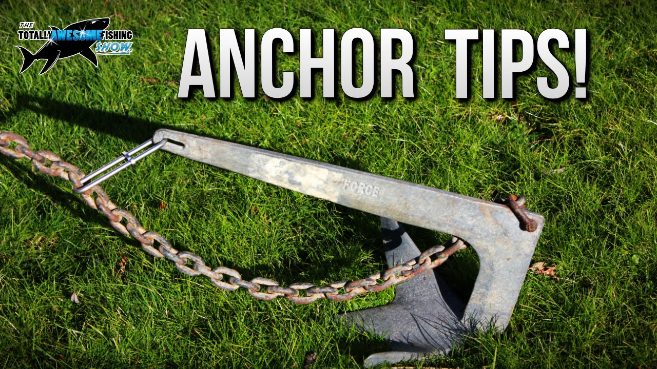 f3c2455715a5 3 Ways to trip your Boat Anchor | TAFishing - YouTube