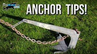 3 Ways to trip your Boat Anchor   TAFishing